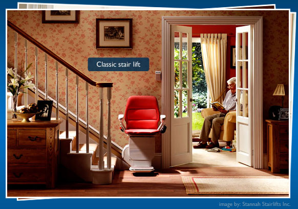 classic stair lift